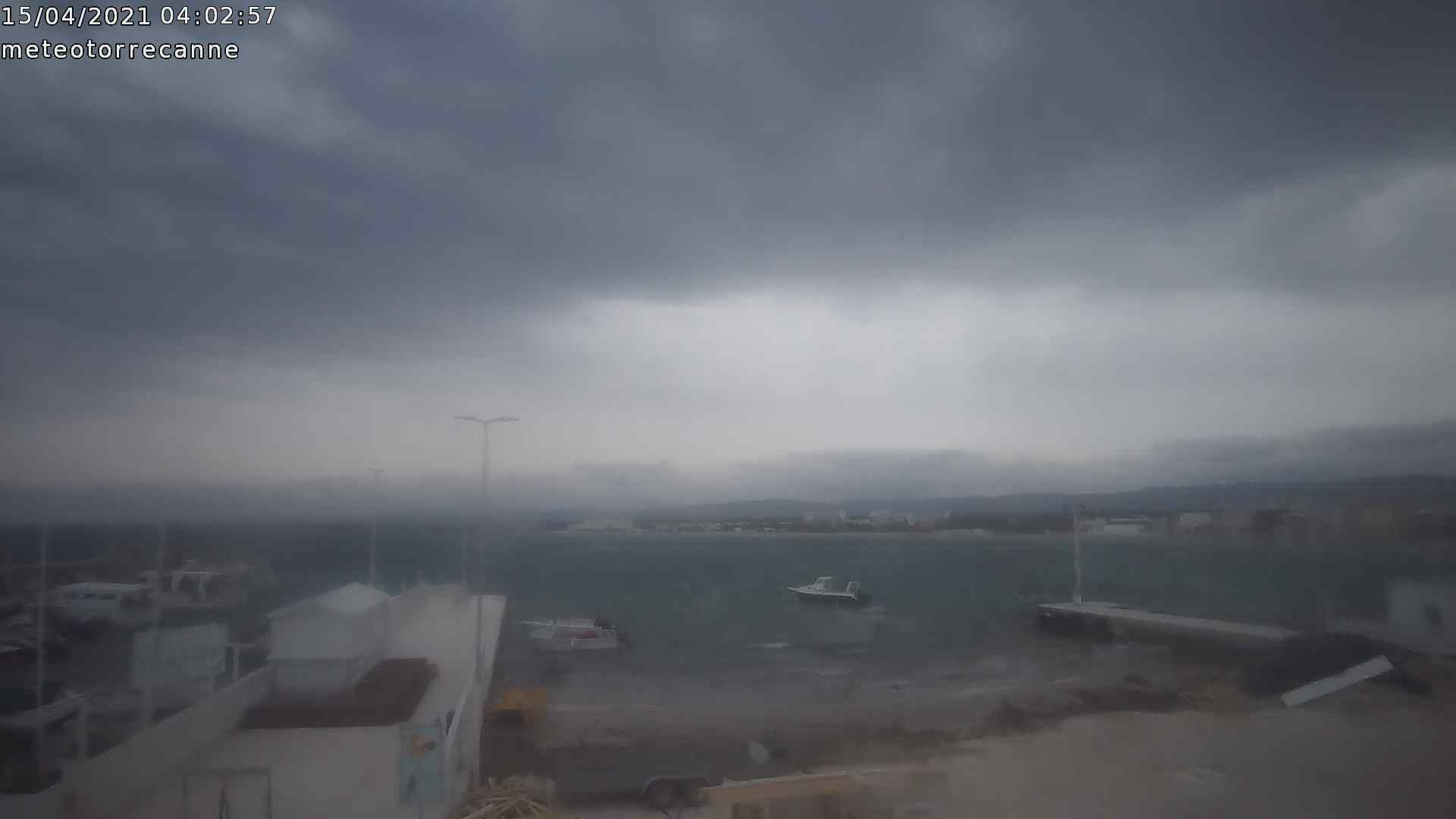 Webcam in diretta live da Torre Canne
